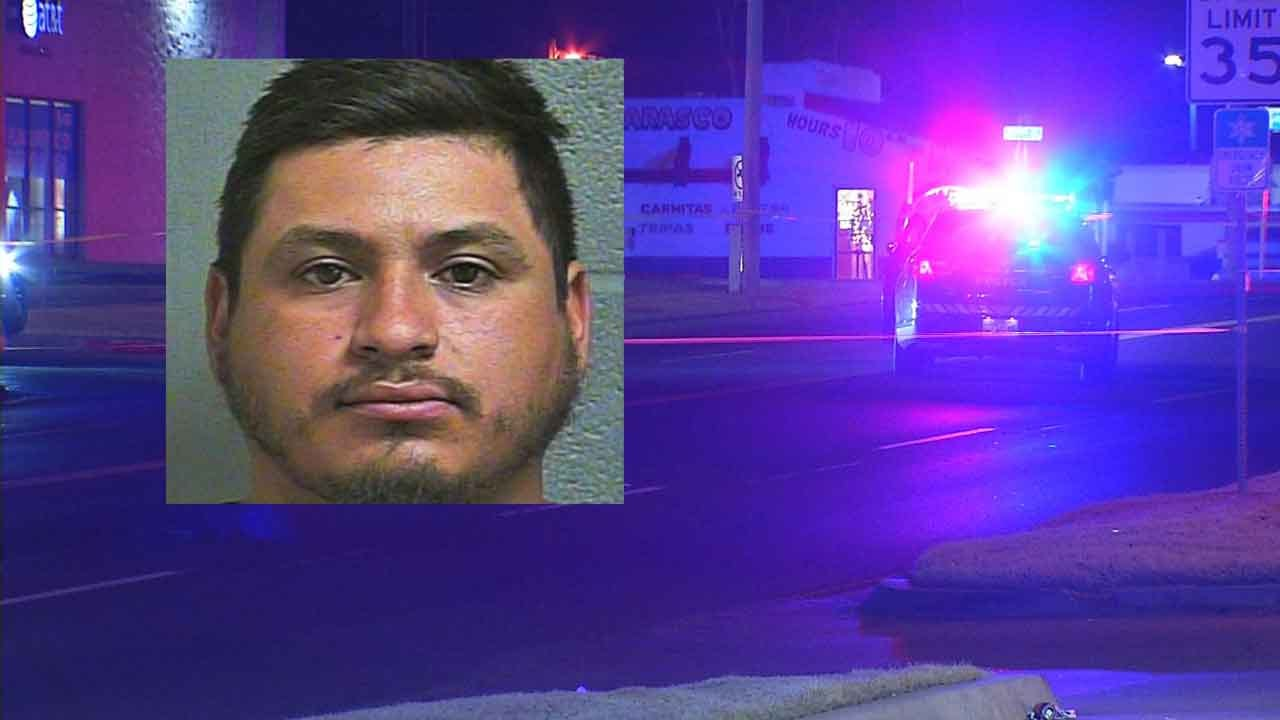 Police Arrest Man In Connection With Alleged Street Race That Led To Fatal Hit-And-Run In SW OKC