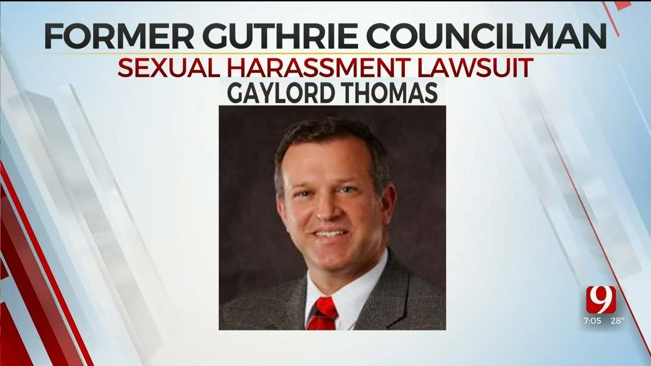 Former Guthrie Councilman Accused Of Sexual Harassment