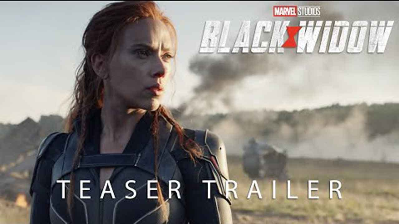 Scarlett Johansson Fights Family In 1st 'Black Widow' Trailer
