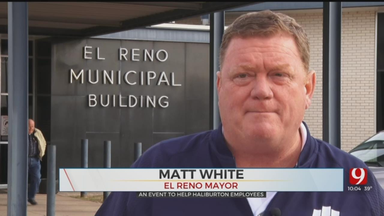 Job Fair To Be Held For Former Halliburton Employees Affected By El Reno Closure