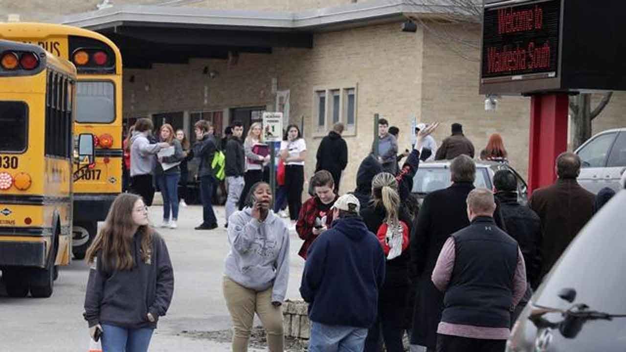 Wisconsin Officer Shoots Student Who Allegedly Pointed Gun In Classroom