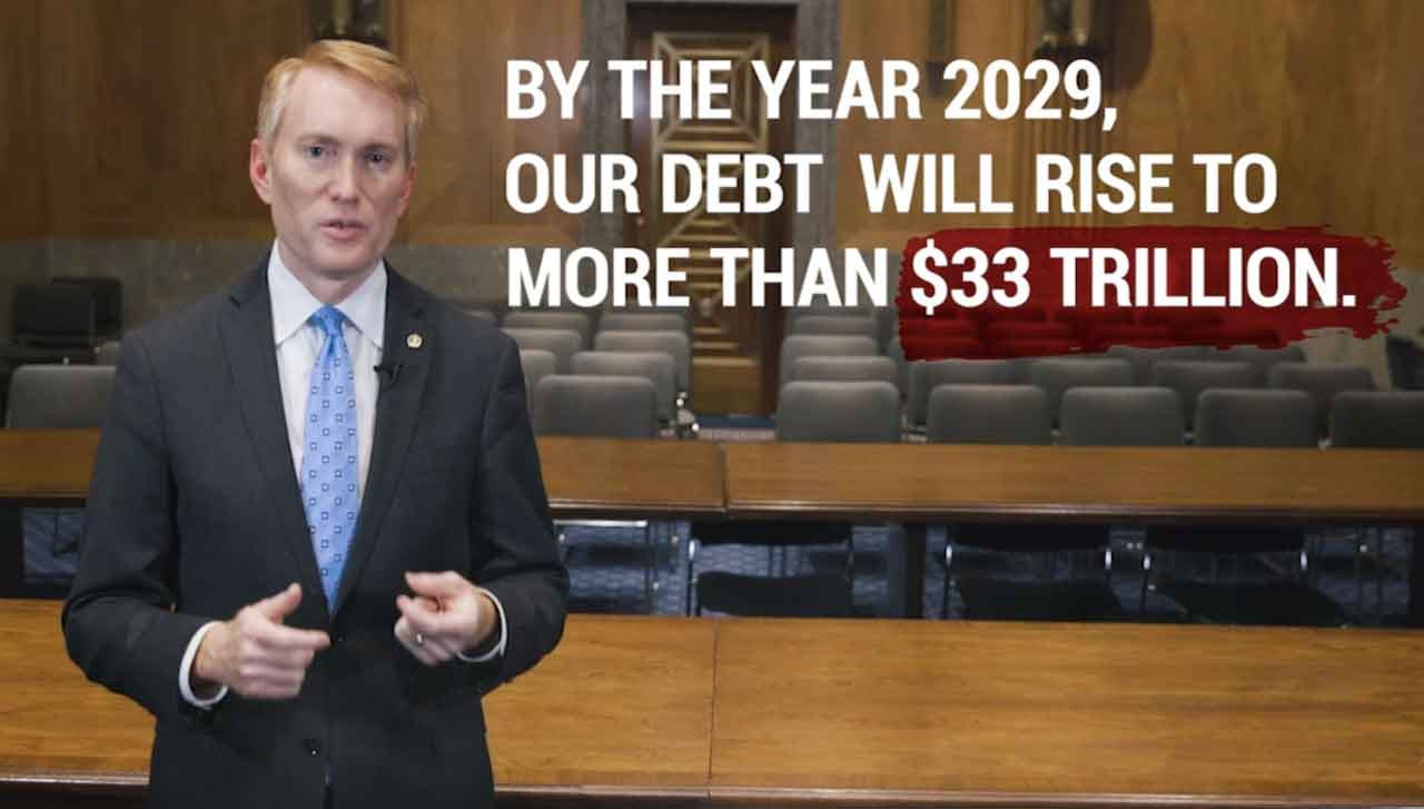 Sen. Lankford Releases His Annual Federal Fumbles
