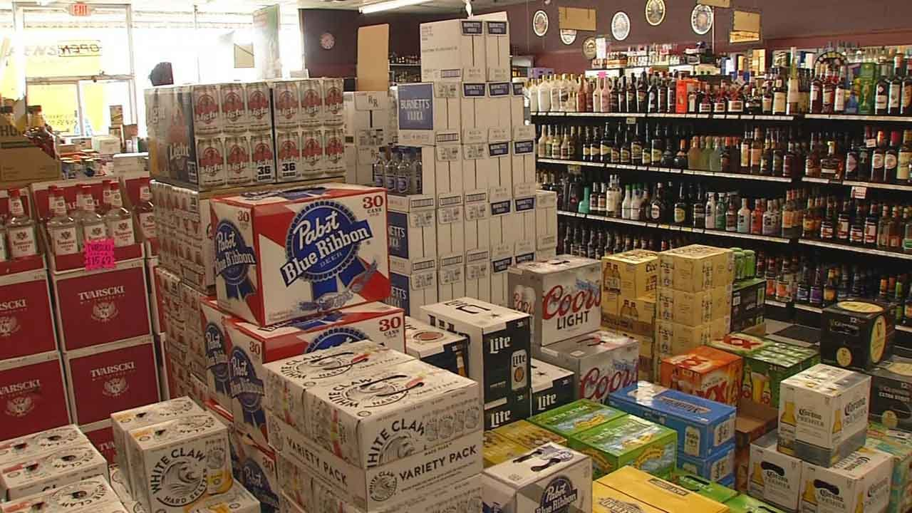 Counties Considering Vote To Allow Sunday Sales At Liquor Stores