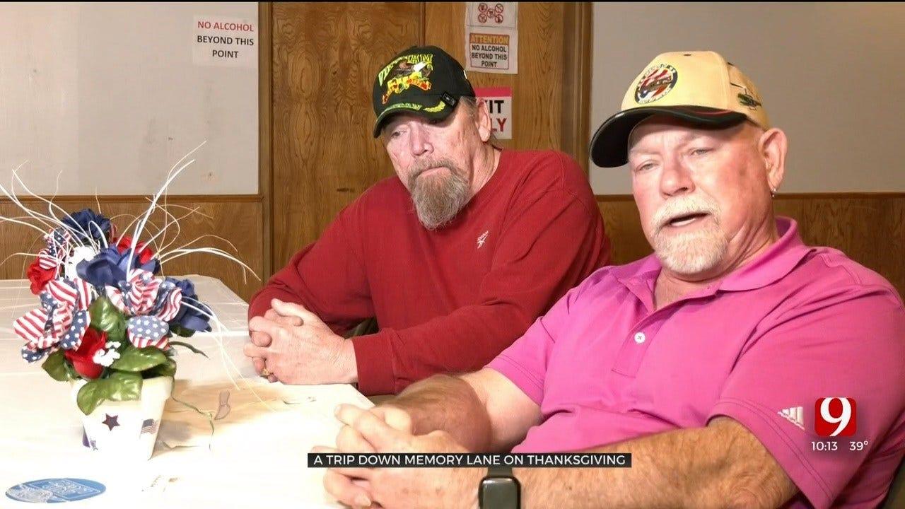 Thankful For Their Service: Vietnam Veterans Share Bonds, Memories