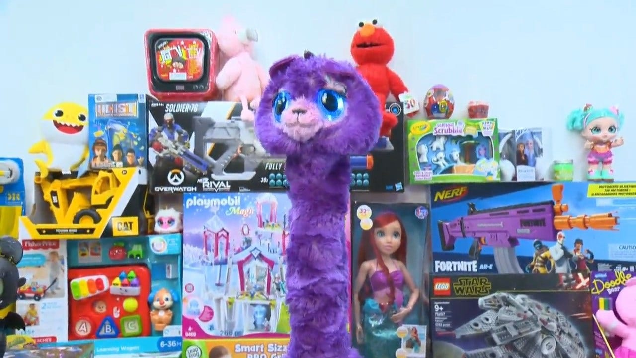 Hot Holiday Toys: No Breakout Hits, But A Handful Of 'Wow' Gifts