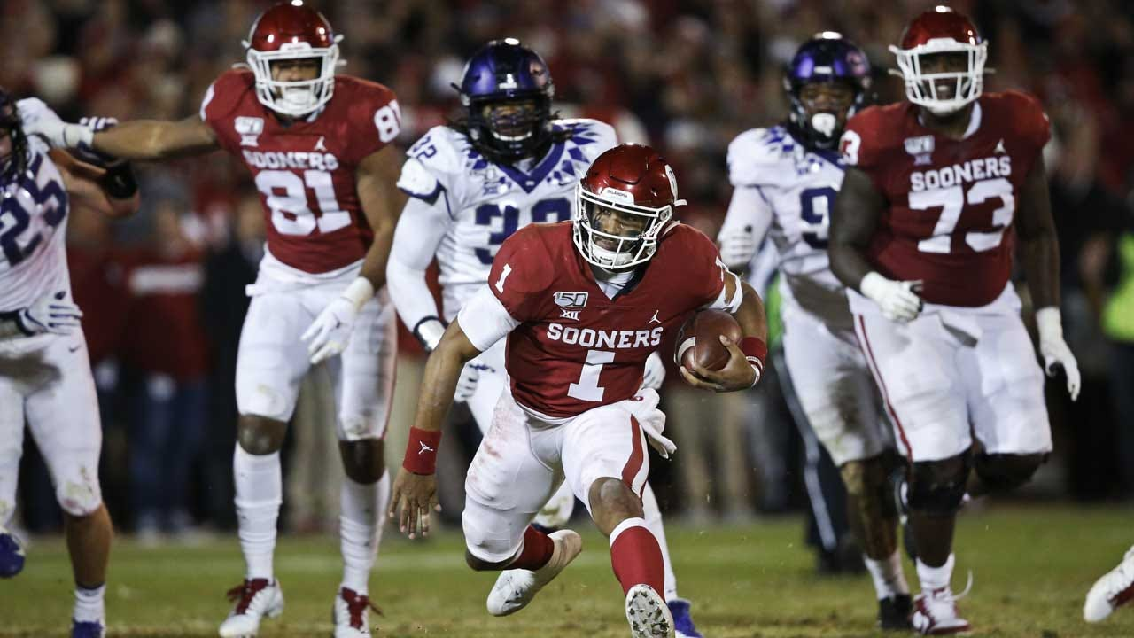 Sooners Comfortable With Close Wins