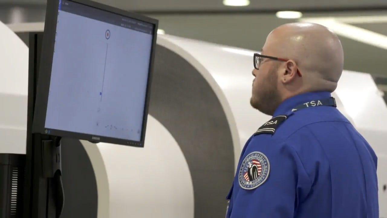 'Innovation Checkpoint' & 'Digital Dog Nose': TSA Tests New Security Technology