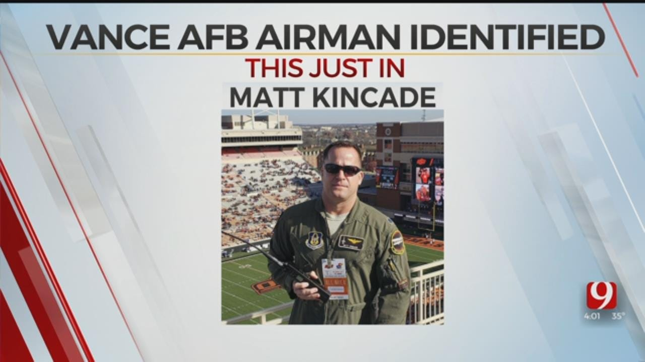 Air Force Officials Identify 2 Airmen Killed During Training Mission At Vance AFB