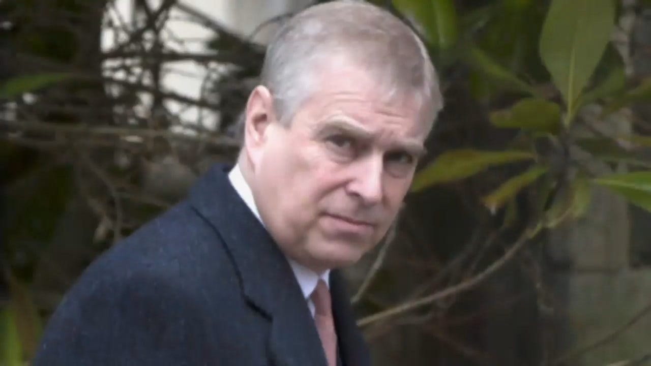 Prince Andrew Under Mounting Pressure To Talk To FBI About Jeffrey Epstein