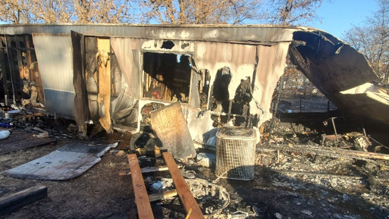 Moore Family Asks For Help After Home Lost To Fire 2 Weeks After Moving In