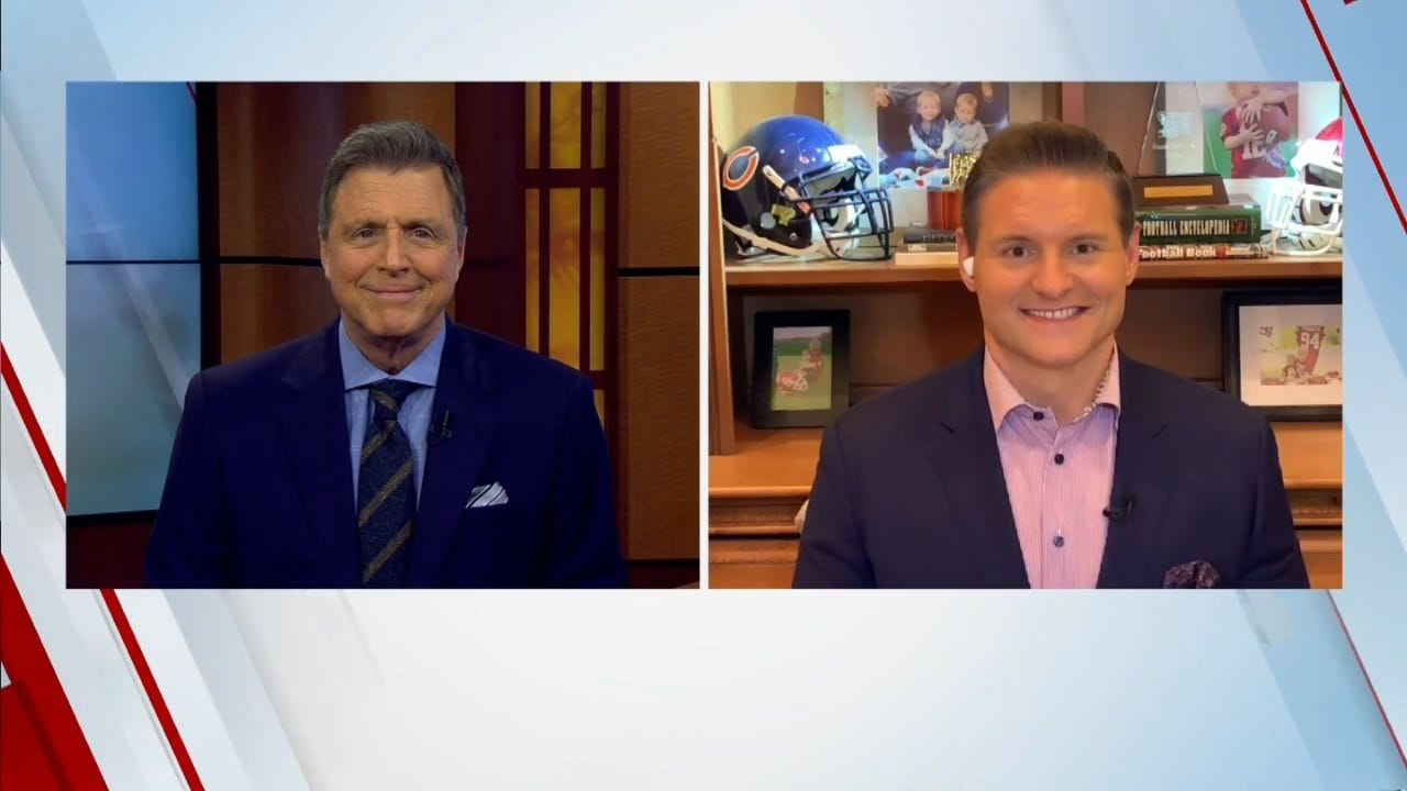 Dean And Dusty Talk OU's Playoff Chances, OSU's QB Situation