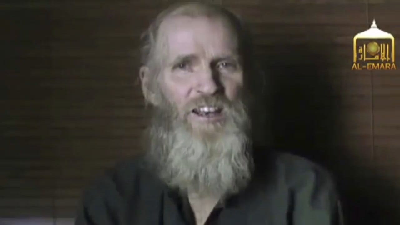 American Man Freed In Taliban Prisoner Swap After 3 Years In Captivity
