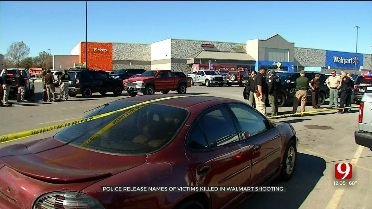 3 Fatally Shot At Walmart Parking Lot In Duncan Identified By Police