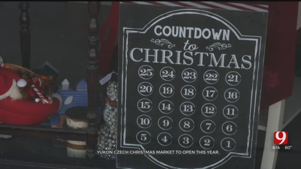 Yukon Business Owner Creates New Event; Czech Christmas Market To Open