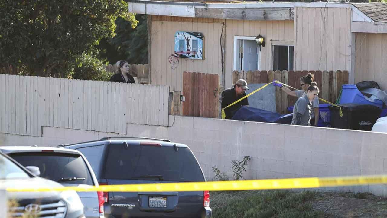 Parents, 3 Sons Die In Apparent Murder-Suicide In San Diego