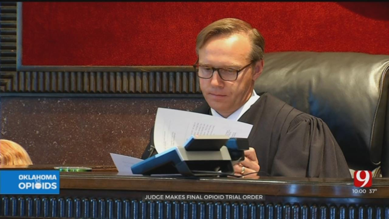 Cleveland Co. Judge Adjusts Abatement Total Against Johnson & Johnson In State's Opioid Case