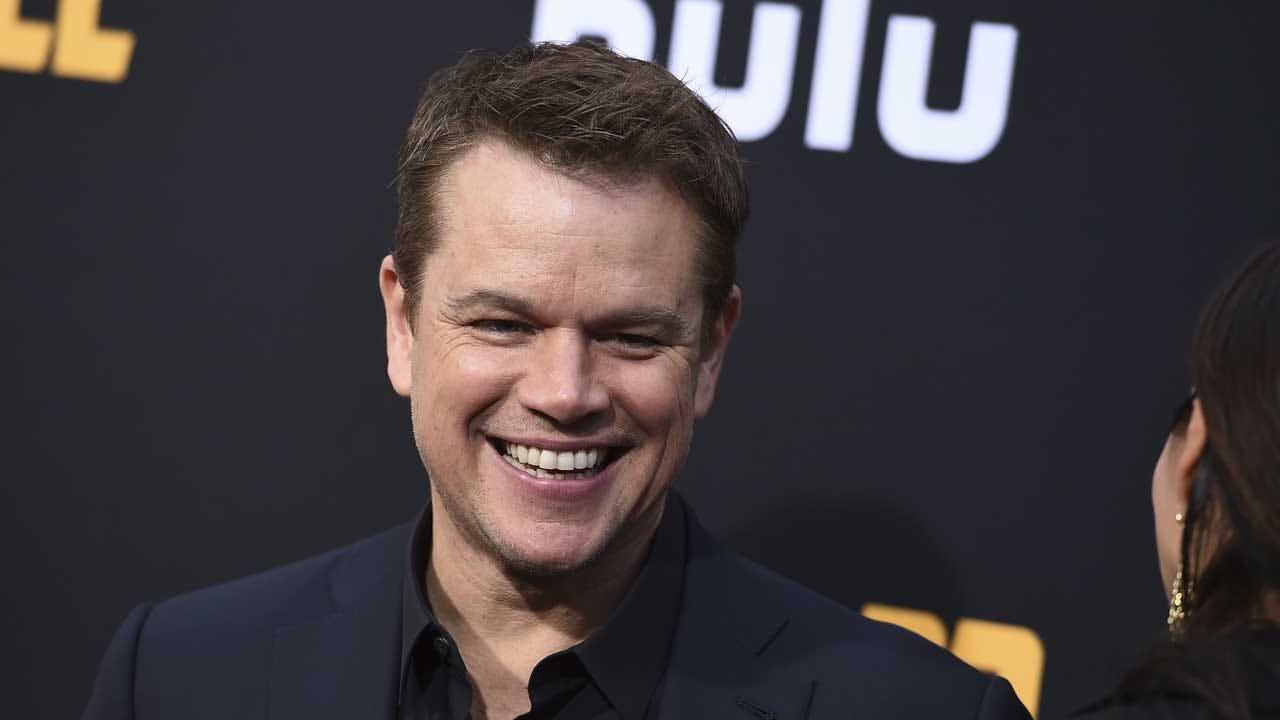 Matt Damon Plays Oklahoma Oilfield Worker In New Movie Filming In Coyle