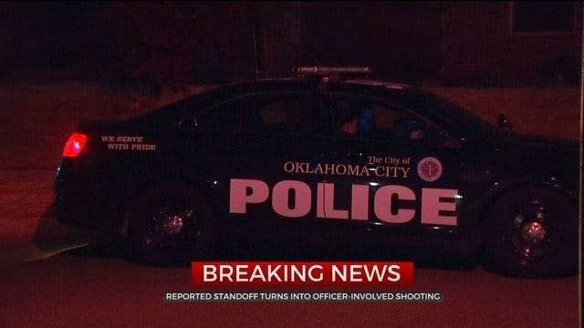 Suspect In Deadly Gas Station Shooting Killed In Yukon Officer-Involved Shooting