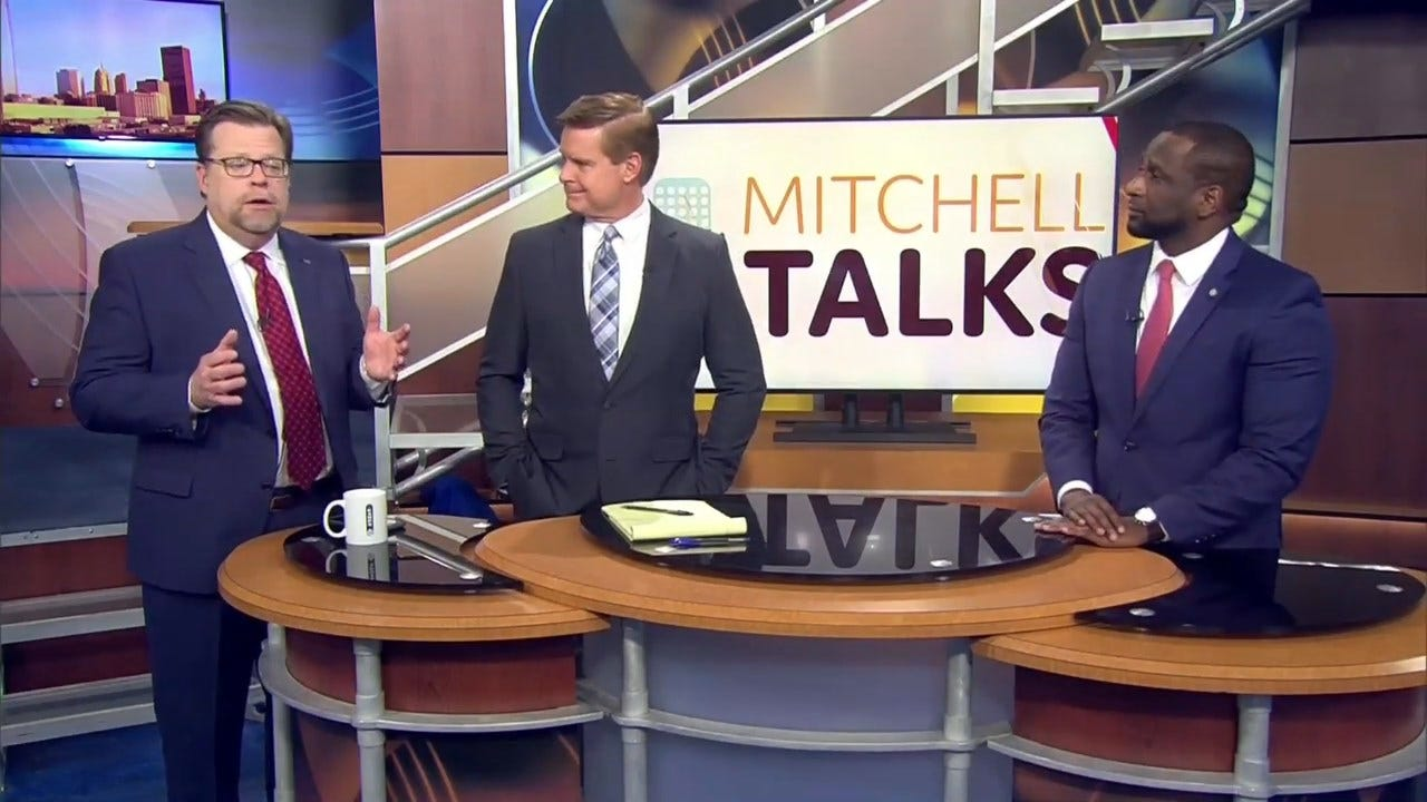 Mitchell Talks: Lawmaker Considers Fight To Repeal Permitless Carry