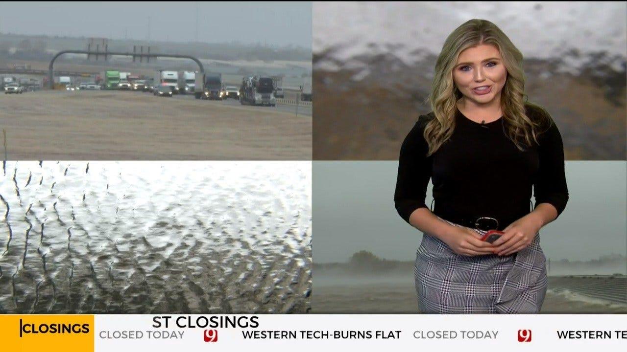 WATCH: Cassie Heiter's Winter Weather Update (11:30 a.m.)