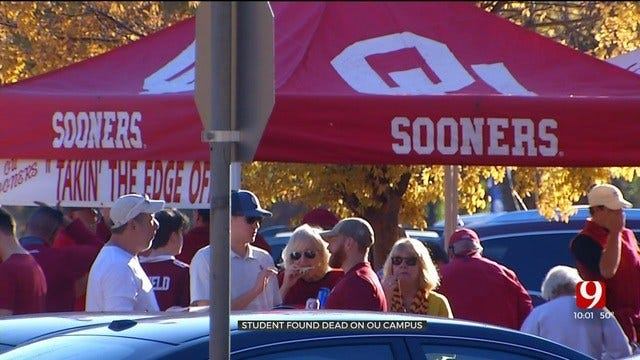 Authorities Investigate After Student Found Dead On OU Campus
