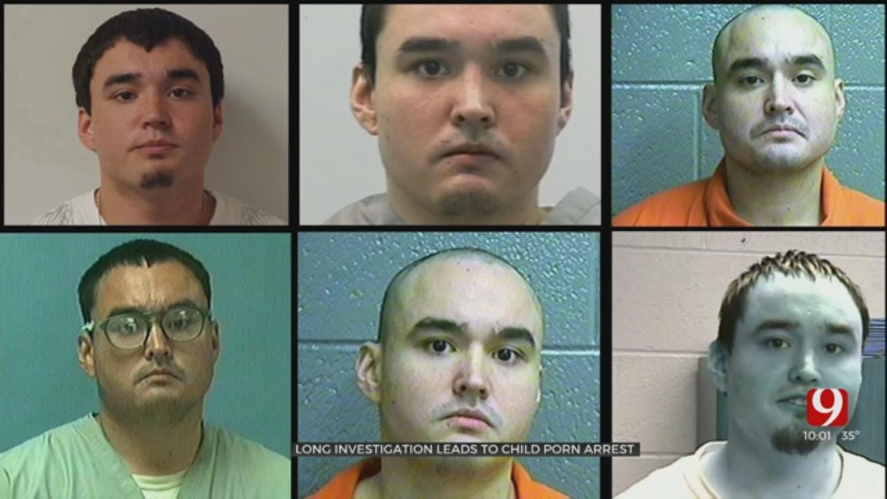 Oklahoma AG: Violent Offender Charged With Child Sex Crimes After Year-Long Investigation