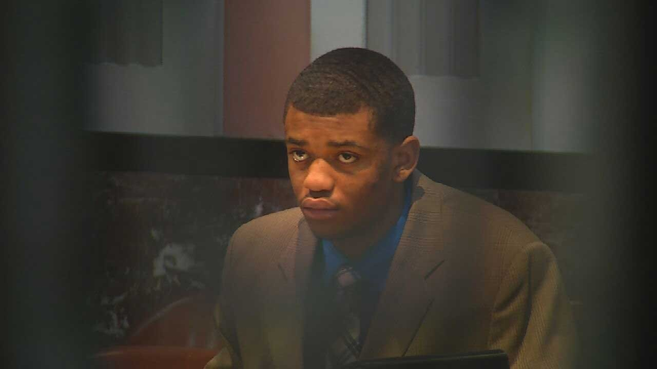 OKC Teen Found Guilty Of Killing Paralyzed Man