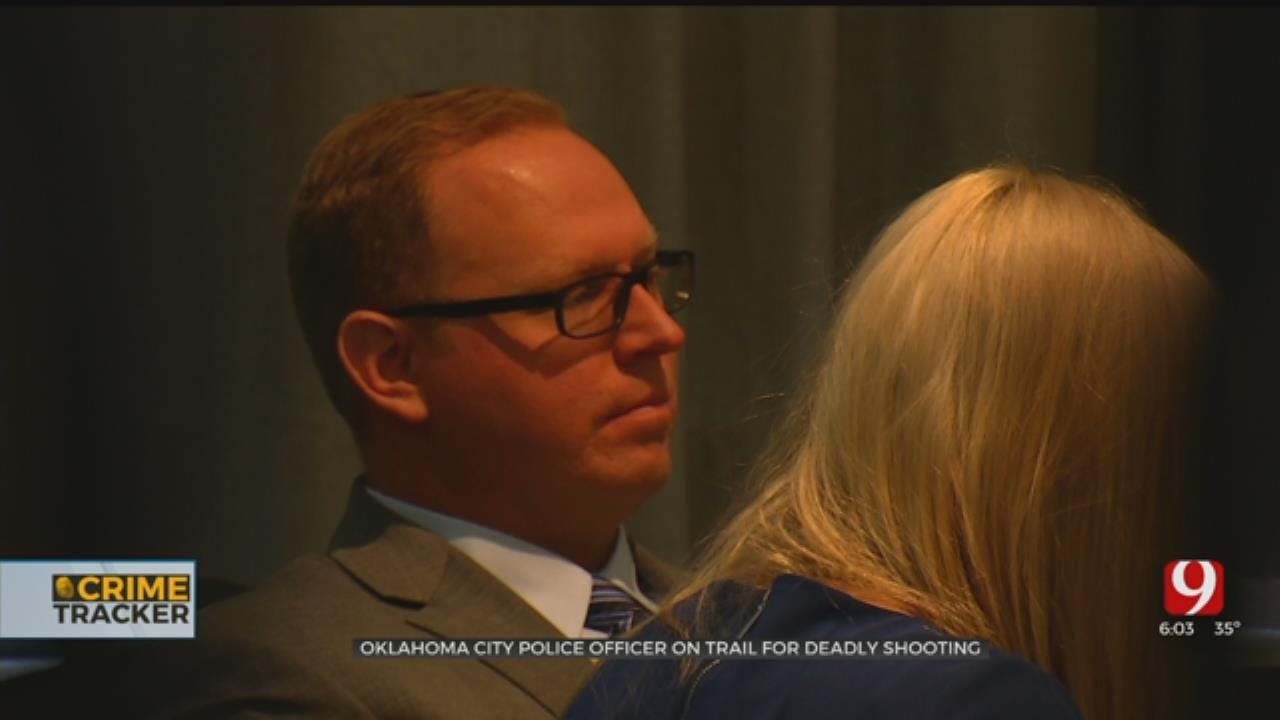 OKC Police Recruit Trainer Testified Officer On trial For Murder Did Not Follow Training