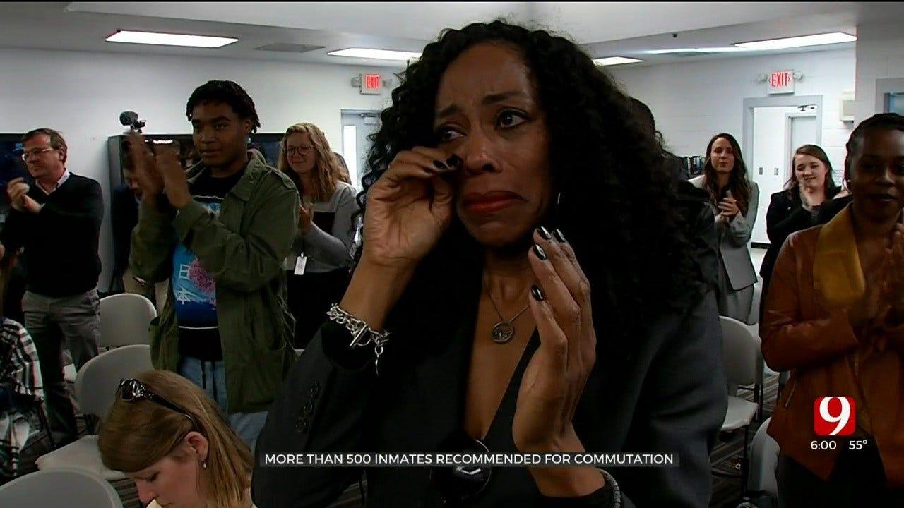 Oklahoma Pardon & Parole Board Recommends Commutation For 527 Inmates