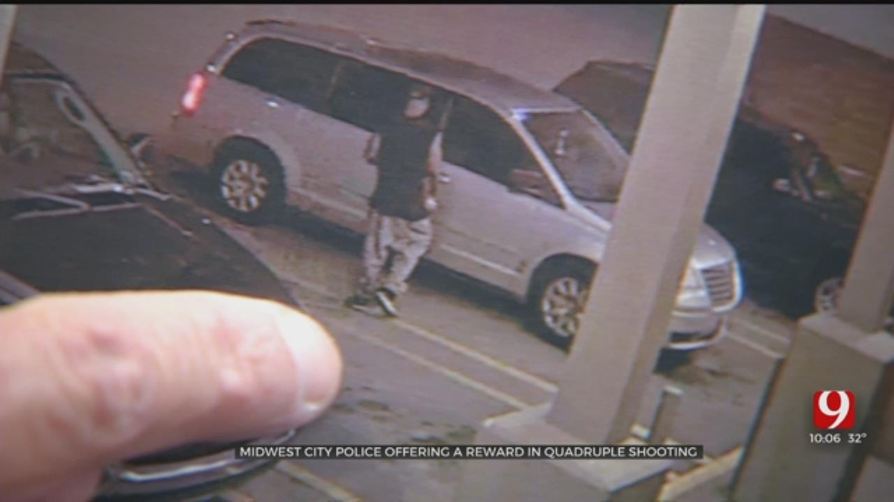 MWC Police Offer Reward For Information Concerning Father Killed In Apartment Shooting