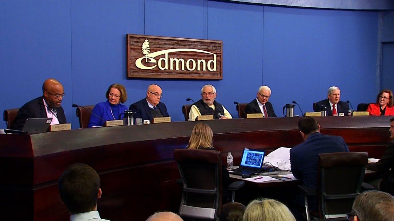 Edmond City Council Votes Against Proposed Coffee Creek Rezoning Effort