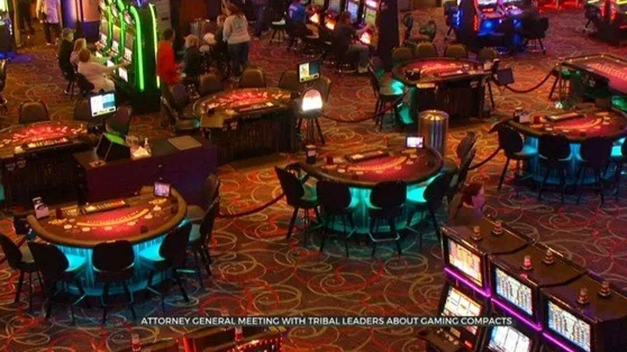 Okla. Attorney General To Meet With Tribal Leaders About Gaming Compacts
