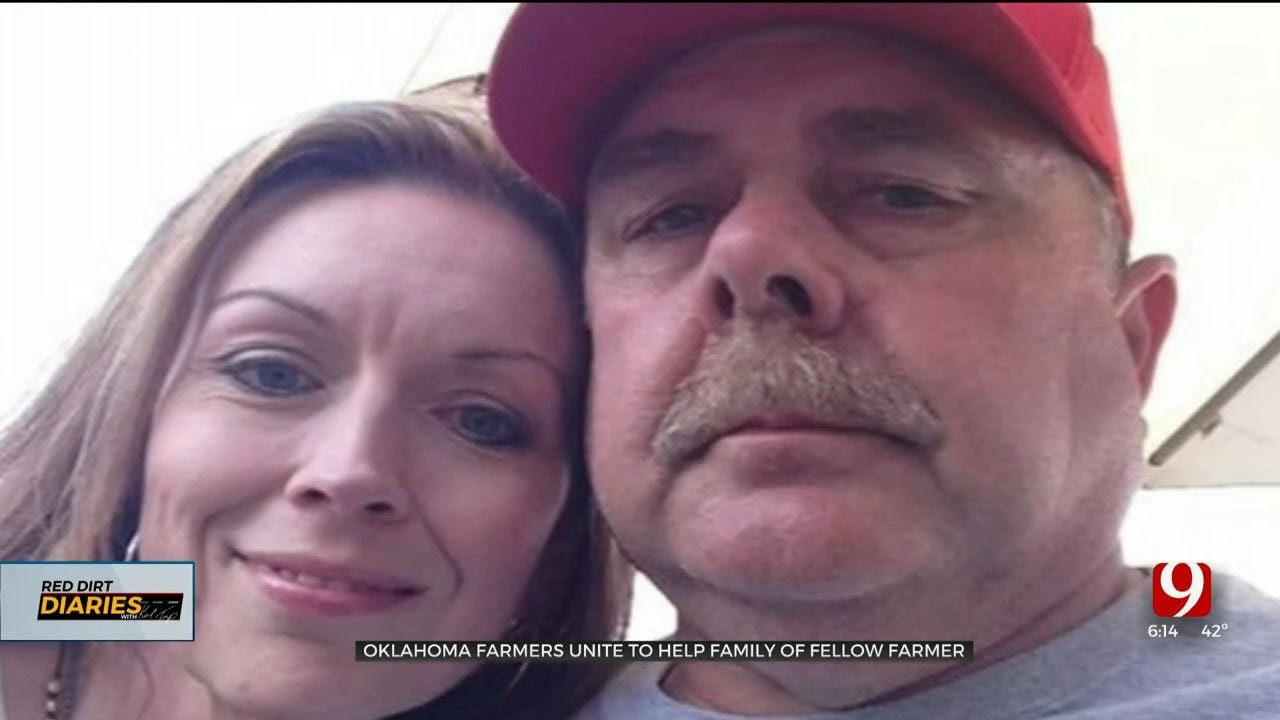 Red Dirt Diaries: Friends Unite To Help Family Of Late Oklahoma Farmer