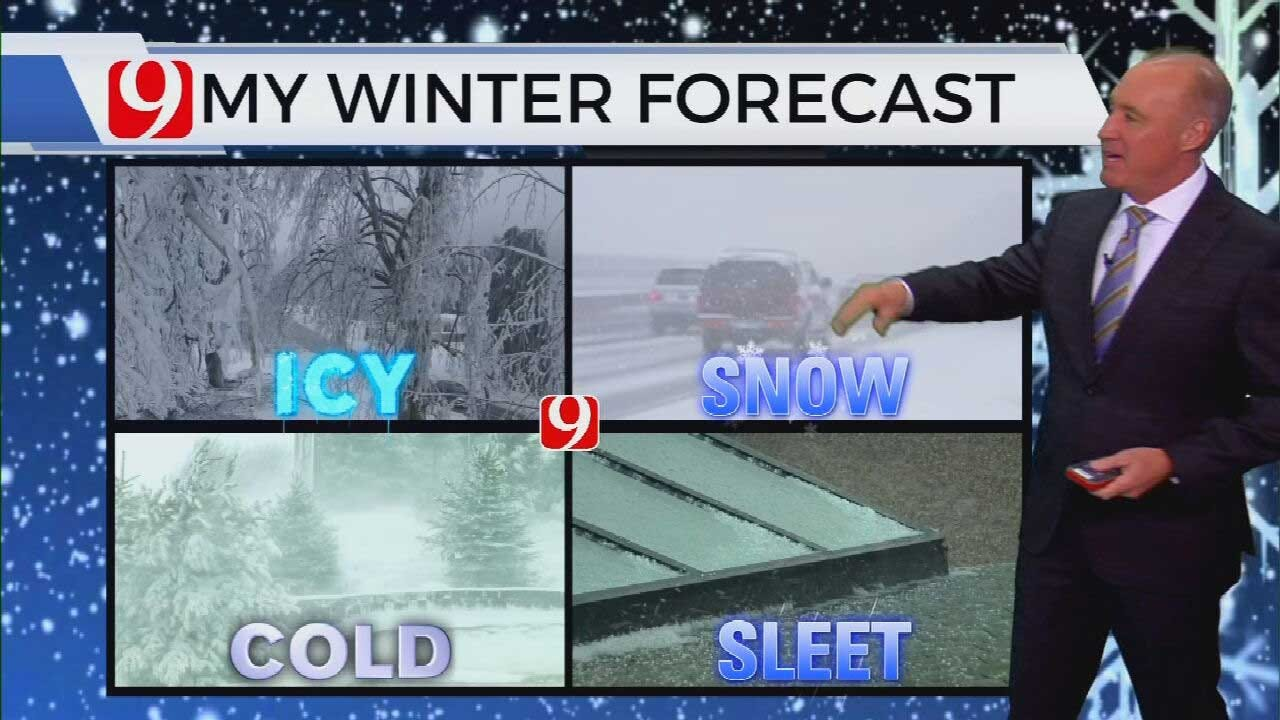 David Payne's Winter Weather Forecast