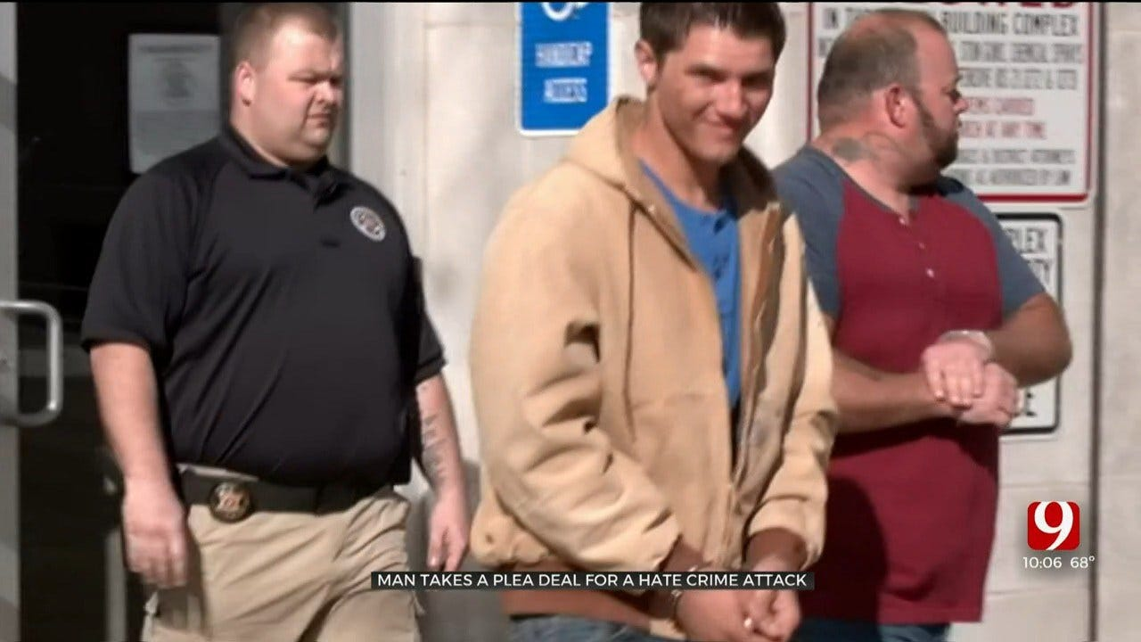 Shawnee Hate Crime Suspect Takes Plea Deal, Will Serve 5 Years For Brutal Attack