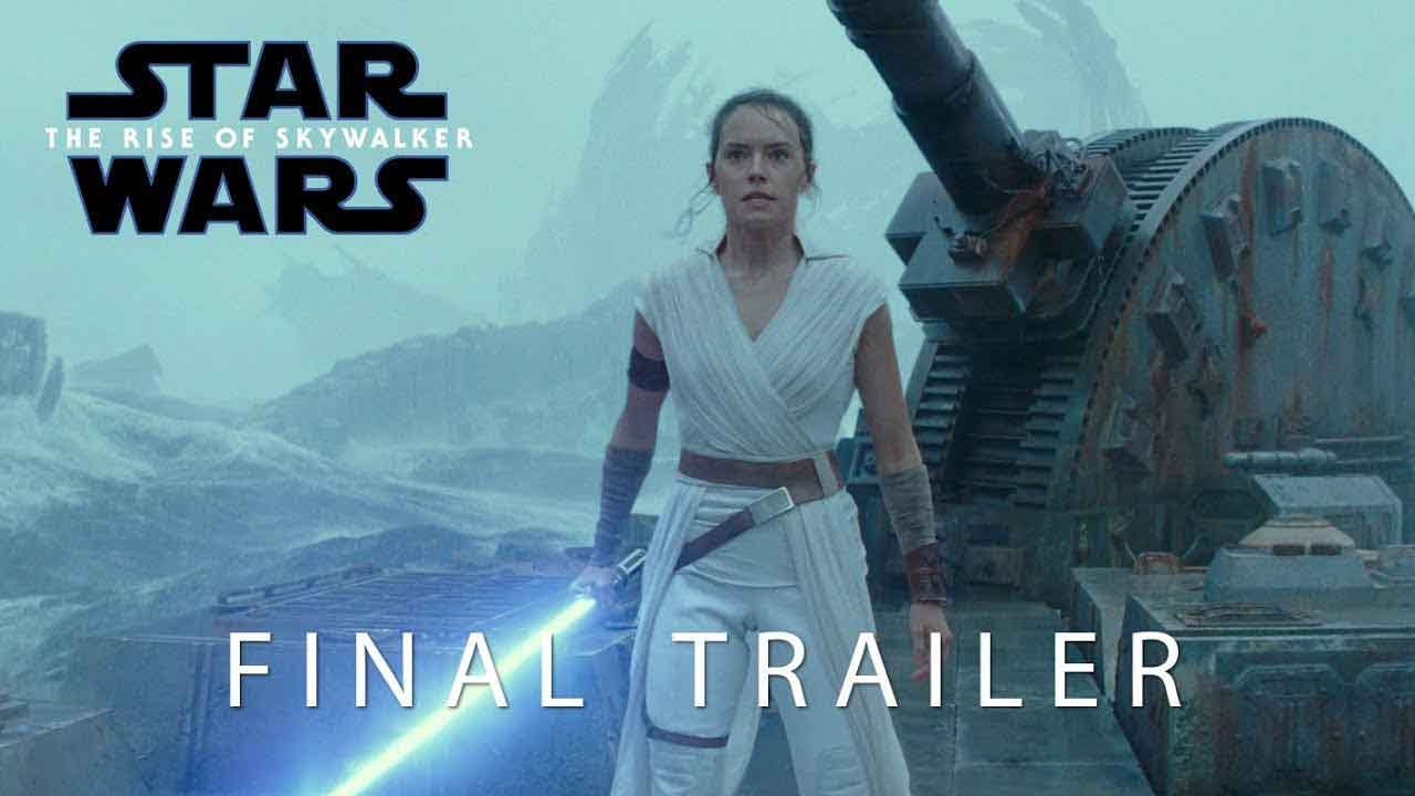WATCH: 'Star Wars: The Rise Of Skywalker' Final Trailer Released
