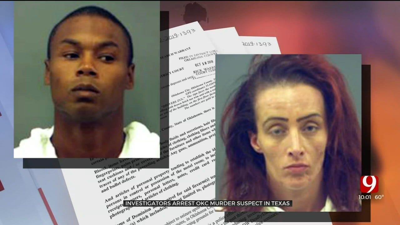 Victim's Family Speaks Out After Couple Wanted In Connection To OKC Man's Murder Arrested In Texas