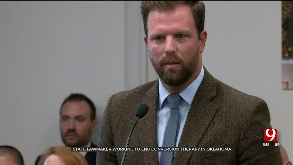 State Lawmaker Working To End Conversion Therapy In Oklahoma