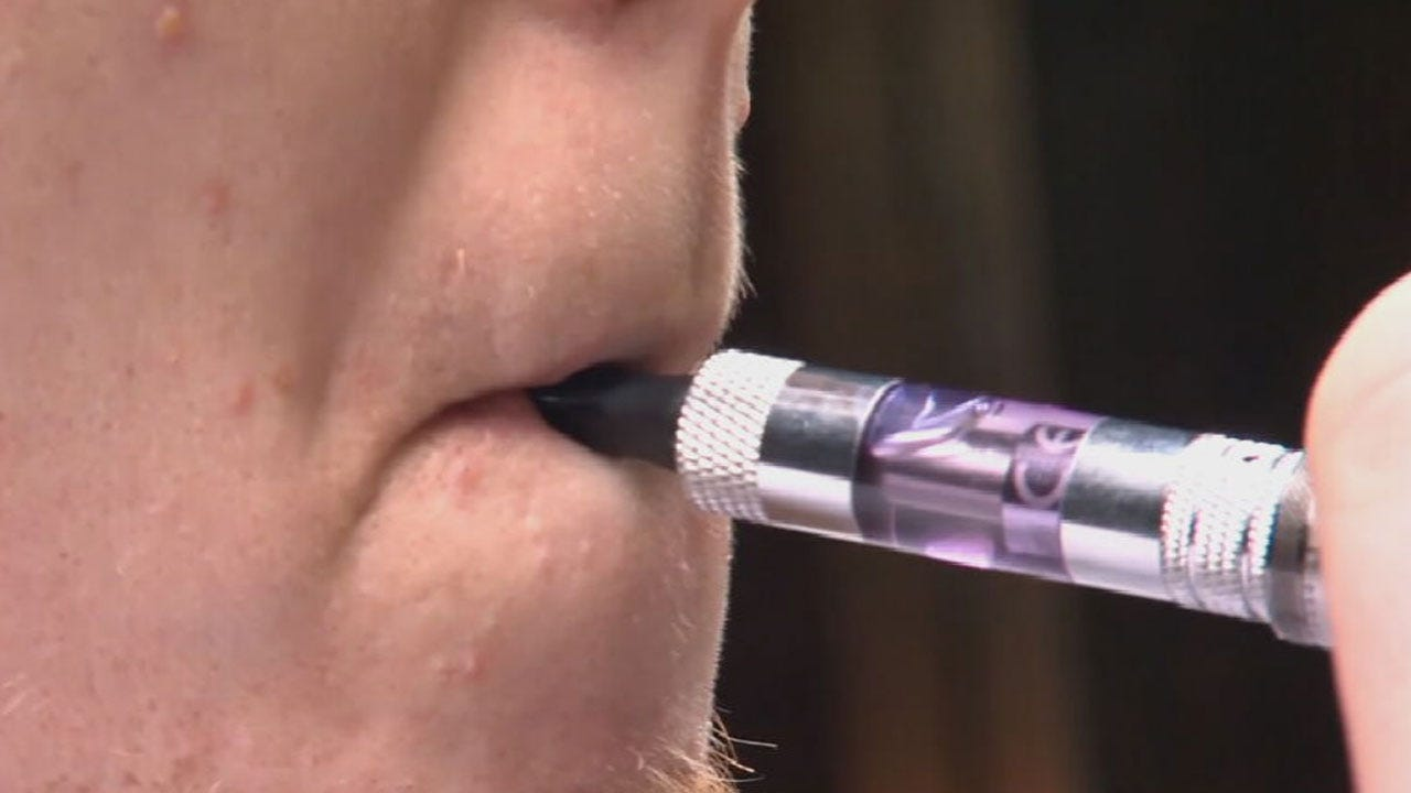 OKC Vape Store Owner Says Illegal THC Products To Blame For Recent Deaths