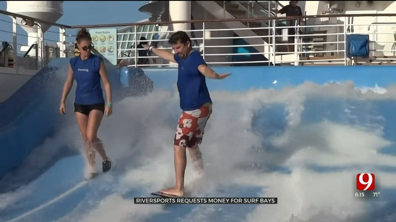 OKC's Riversport Rapids Plans To Expand, Add Surfing