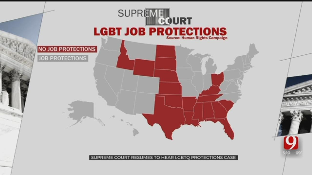 Supreme Court Resumes To Hear LGBTQ Protections Cases