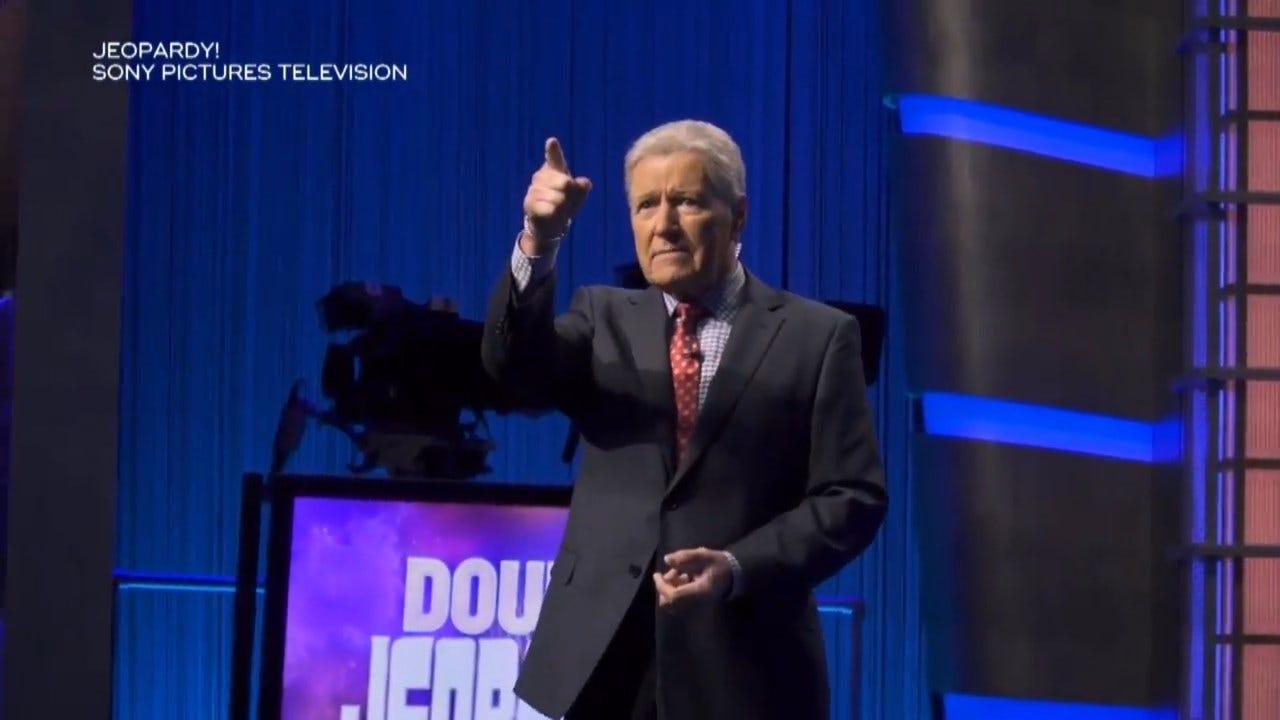 Alex Trebek Starts New 'Jeopardy!' Season After Cancer Fight