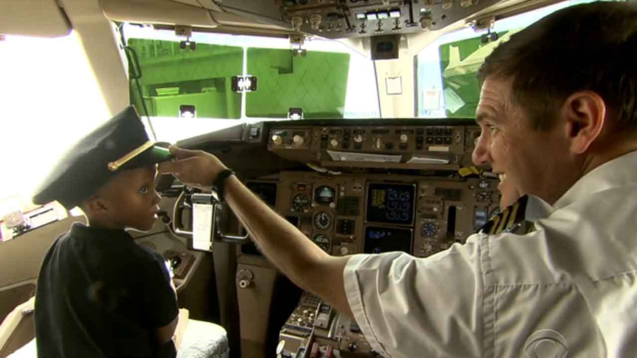 WATCH: Airlines Roll Out New Program To Help Children With Autism