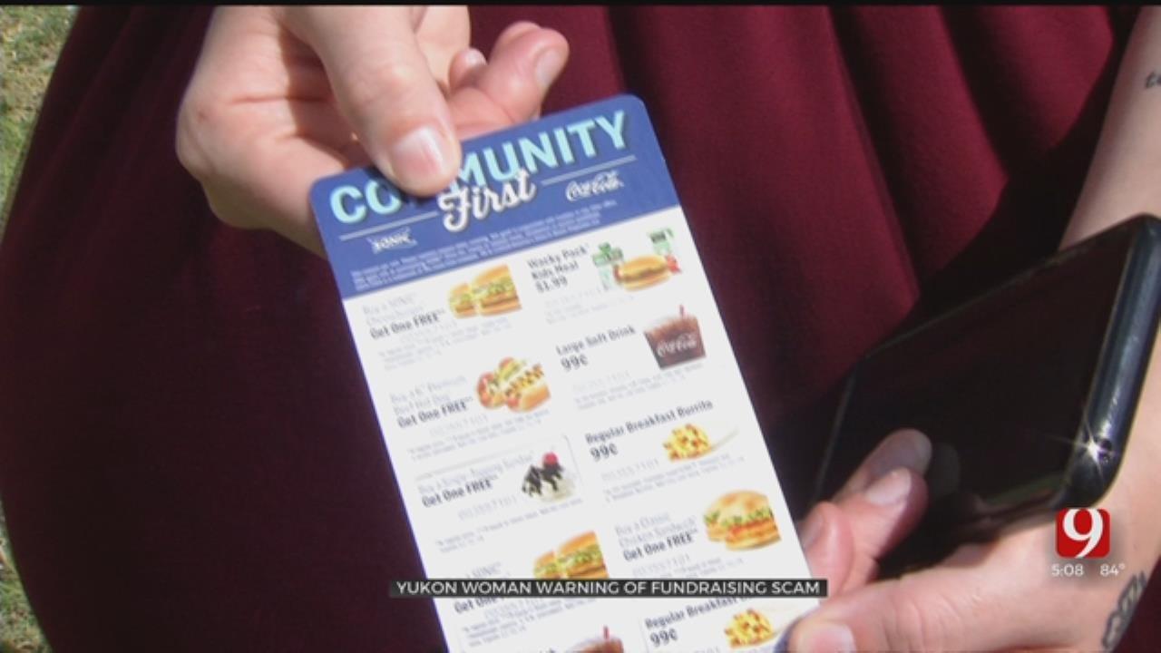 Yukon Mom Warns Of Fundraising Scam