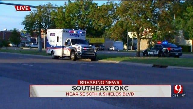 Authorities Investigate Shooting In SE OKC