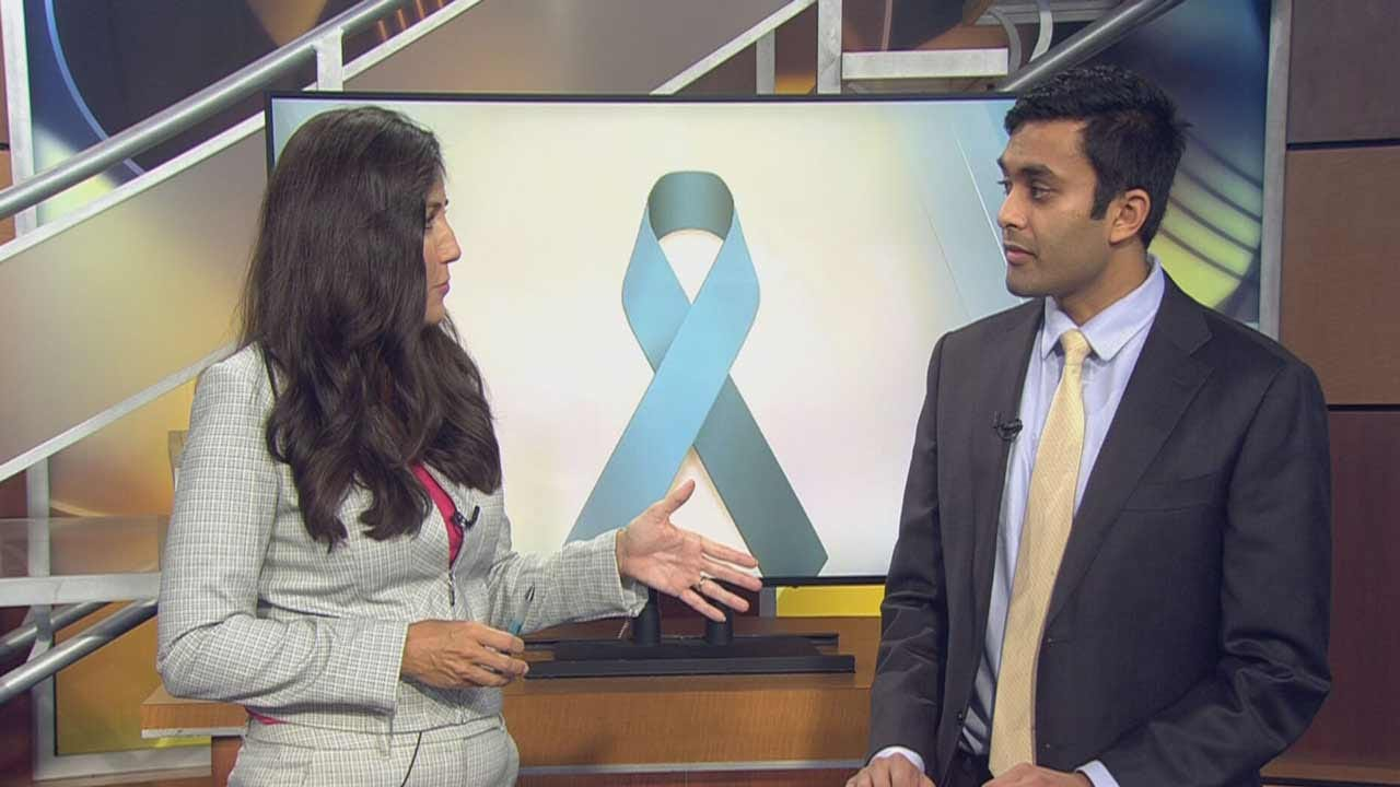 OKC Doctor Explains The Importance Of Prostate Cancer Awareness Month