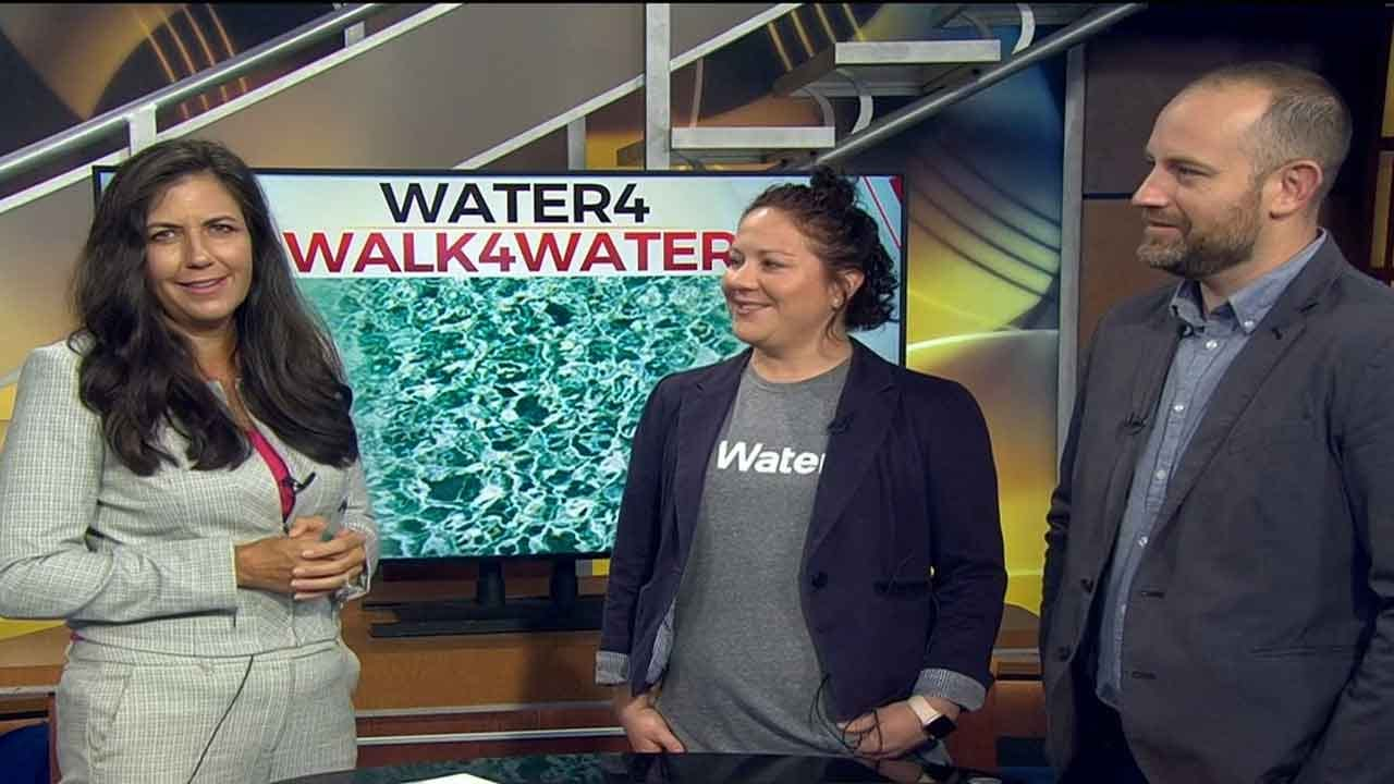 OKC Non-Profit To Host 'Walk4Water' Charity Event Oct. 5th