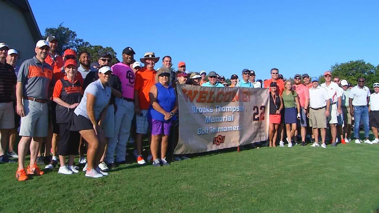Brooks Thompson Memorial Golf Tournament In Stillwater Keeps Growing