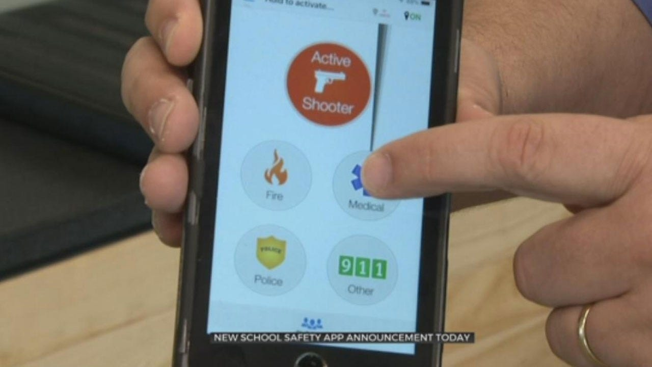 Okla. Dept. Of Ed. Turns To App To Improve School Safety