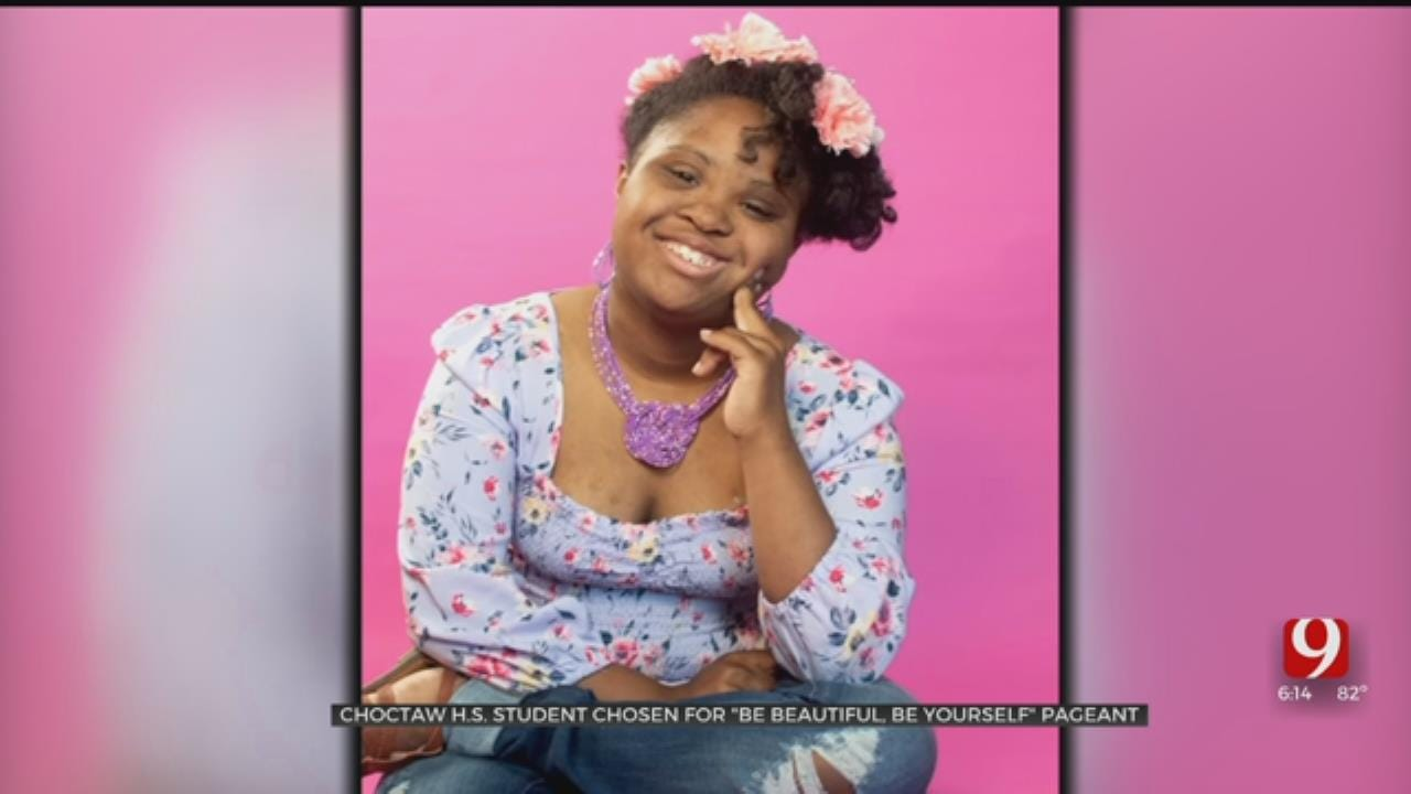 Choctaw Student With Down Syndrome Chosen For 'Be Beautiful, Be Yourself' Global Pageant